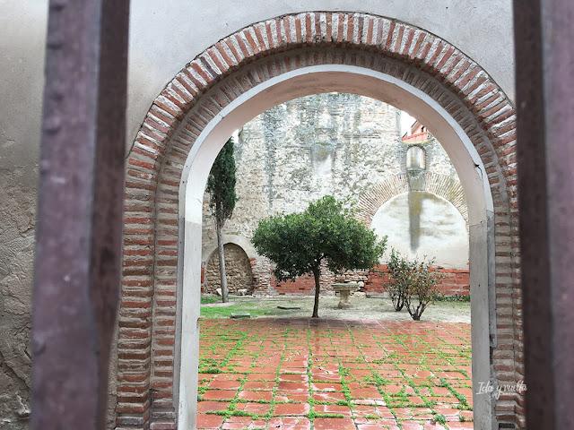 El interior de San Andrés