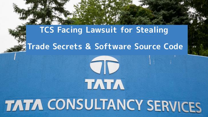TCS lawsuit