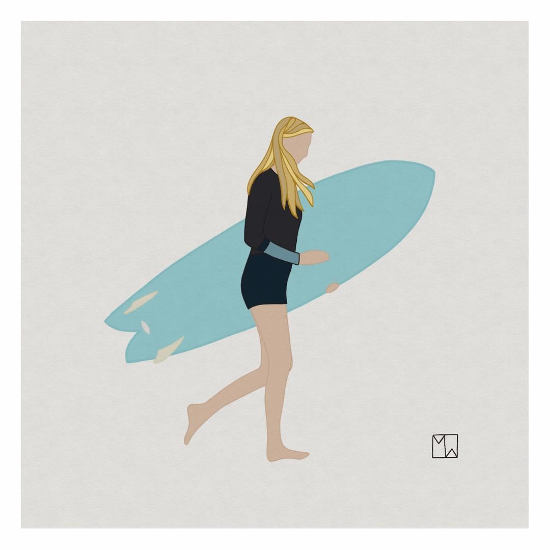 Matthew Wigglesworth: surf esencial