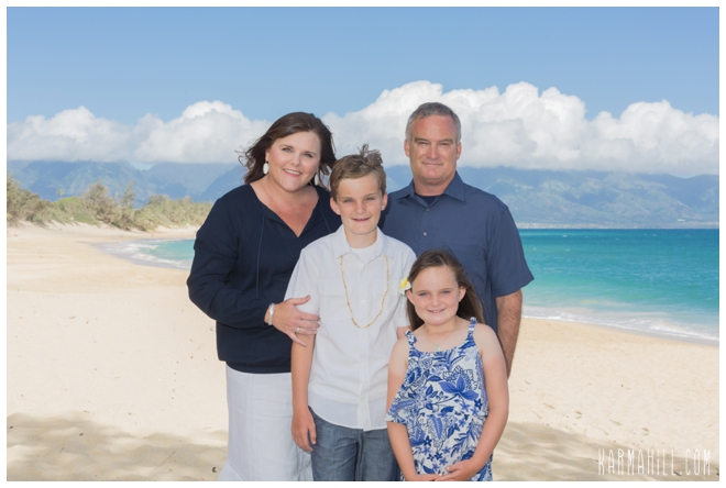 Maui Family Portrait Session Photographer