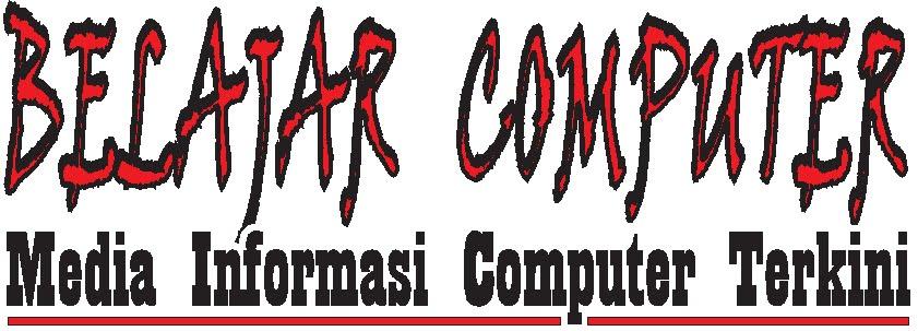 BELAJAR COMPUTER.COM