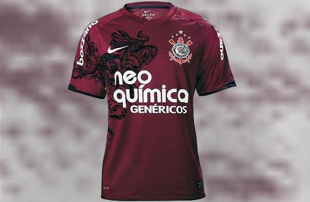 9acc7939a5 ENQUETE  Qual a terceira camisa do Corinthians mais bonita