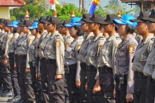 indonesian police virginity