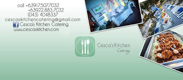 CESCA'S KITCHEN CATERING SERVICES