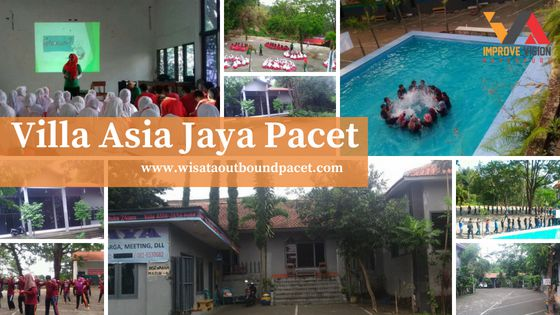 villa asia jaya pacet wisata outbound pacet iprove vision