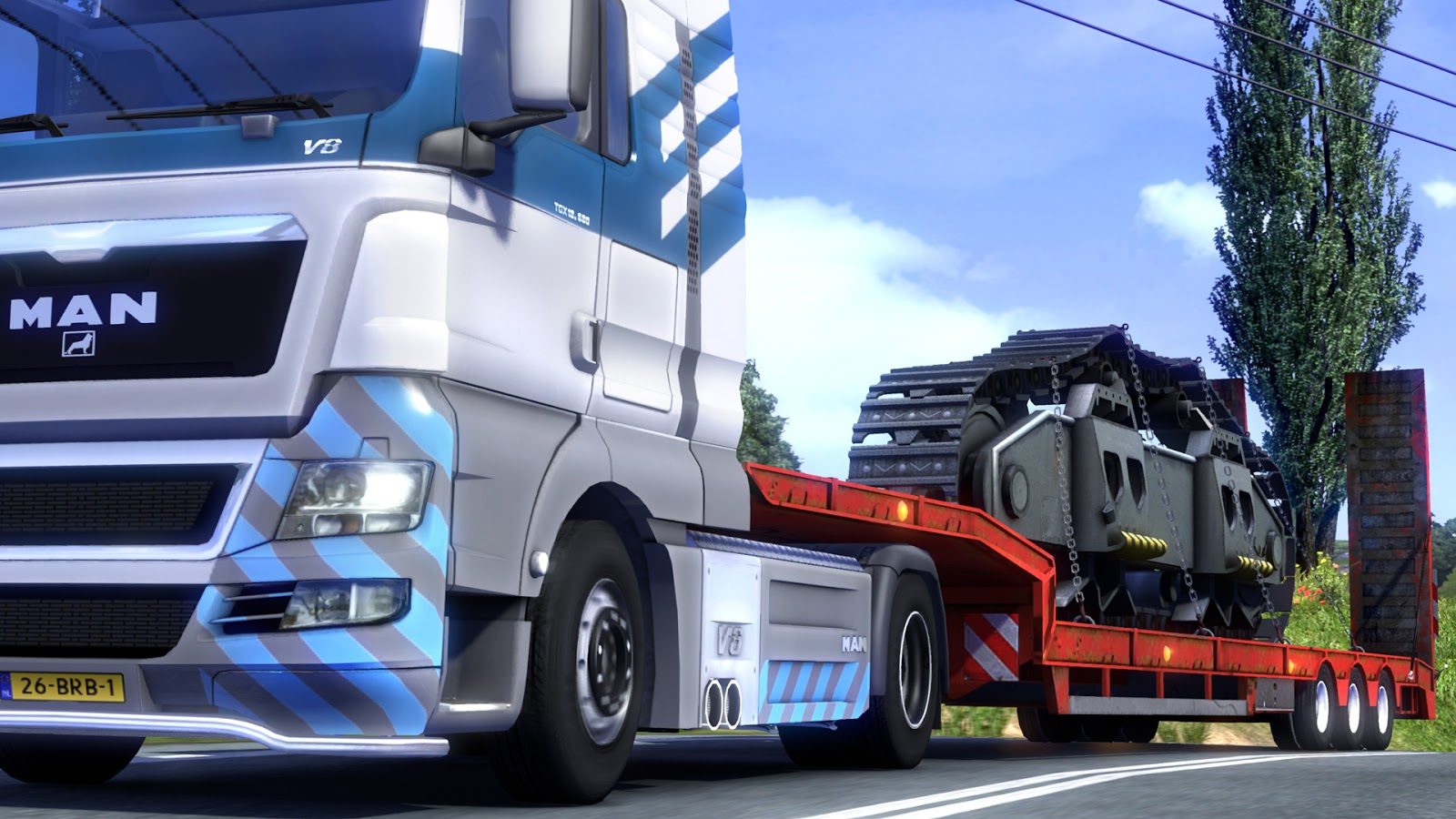 SCS Software's blog: Just released: ETS2 ver 1 12 and a New