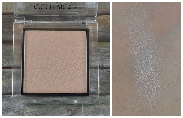 Catrice Prêt à Lumière LE Highlighting Powder CO1 Luminious Lights und Swatch