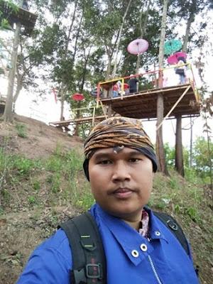Wisata Bukit Pangonan Perjalanan Menuju Puncak