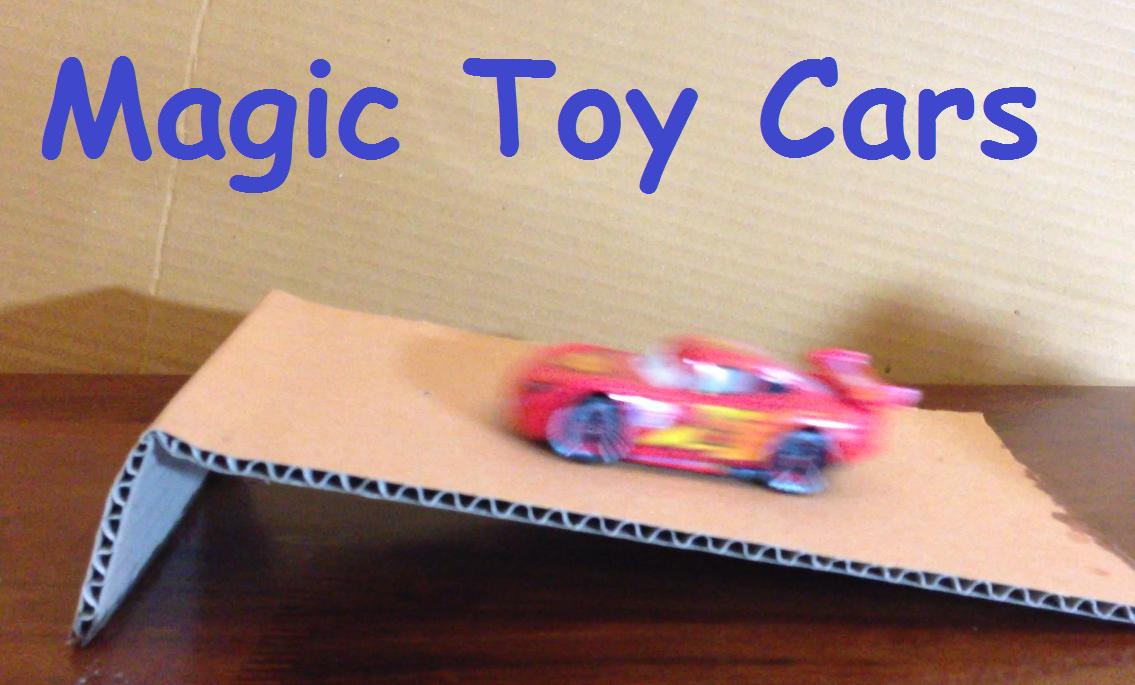 Simple Magic Toys