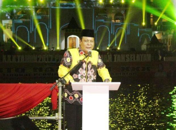 Gubernur Puji Banjarmasin Gelar MTQ Terdahsyat