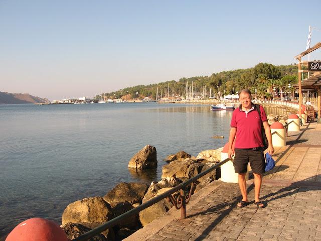 Leros adası