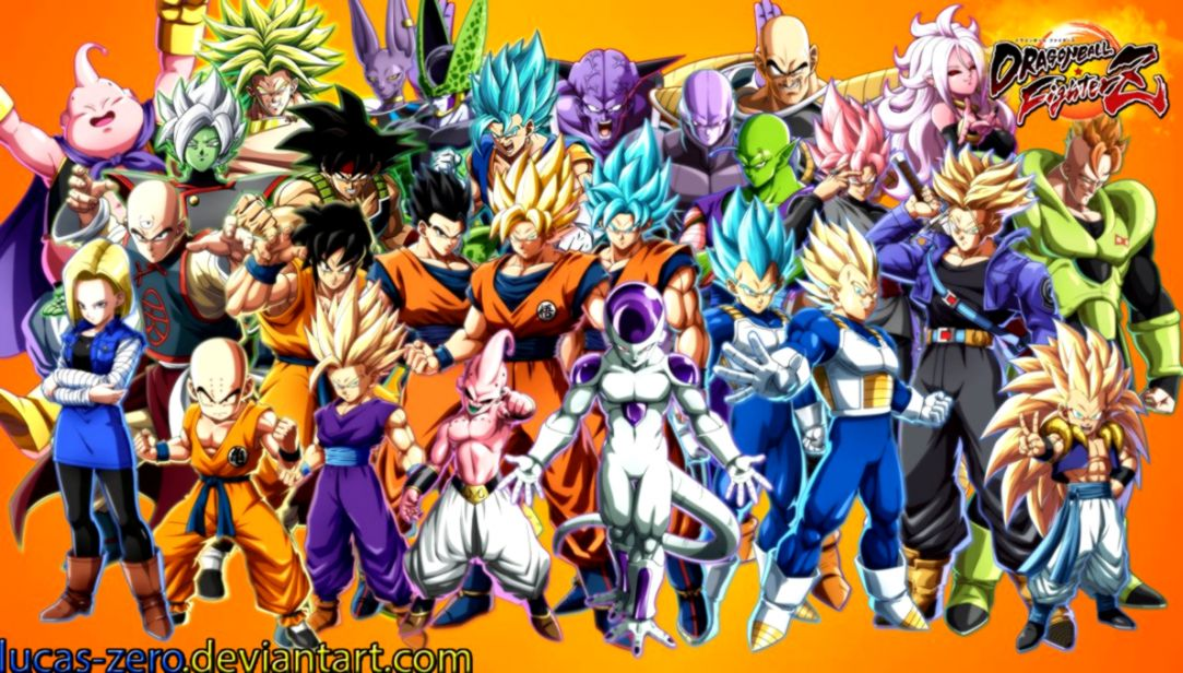 Dragon Ball Z X Street Fighter Wallpaper Wallpapers Library
