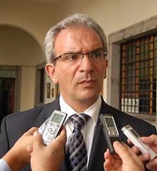 Ricardo Antón fue despedido