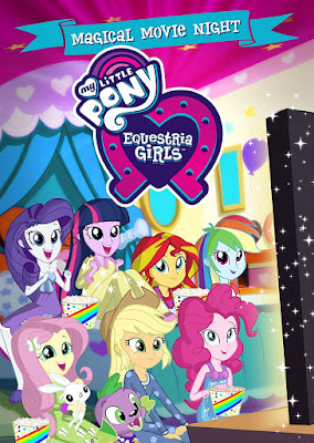 My Little Pony: Equestria Girls: Magical Movie Night