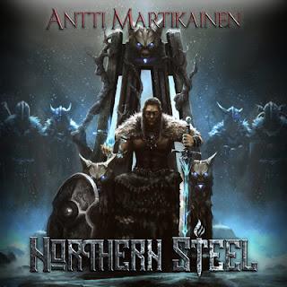 """Η σύνθεση του Antti Martikainen """"Lords of Iron"""" από το album """"Northern Steel"""""""