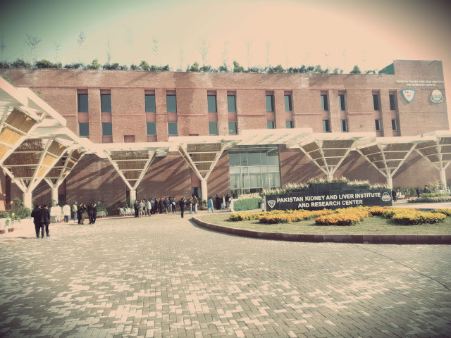 PKLI Hospital Main Building