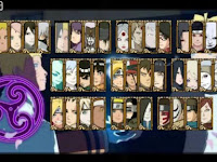 Download Naruto Senki MOD Boruto Ninja Full Character Apk Game Terbaru