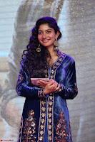 Beautiful Cute Sai Pallavi in dark Blue dress at Fidaa music launch  Exclusive Celebrities galleries 026.JPG