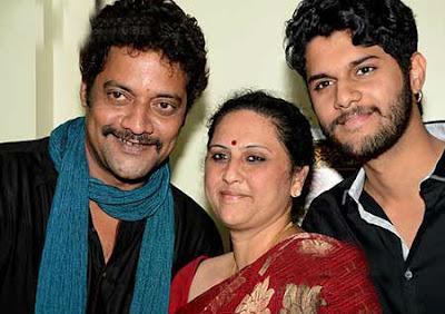 P. Ravi Shankar  Family