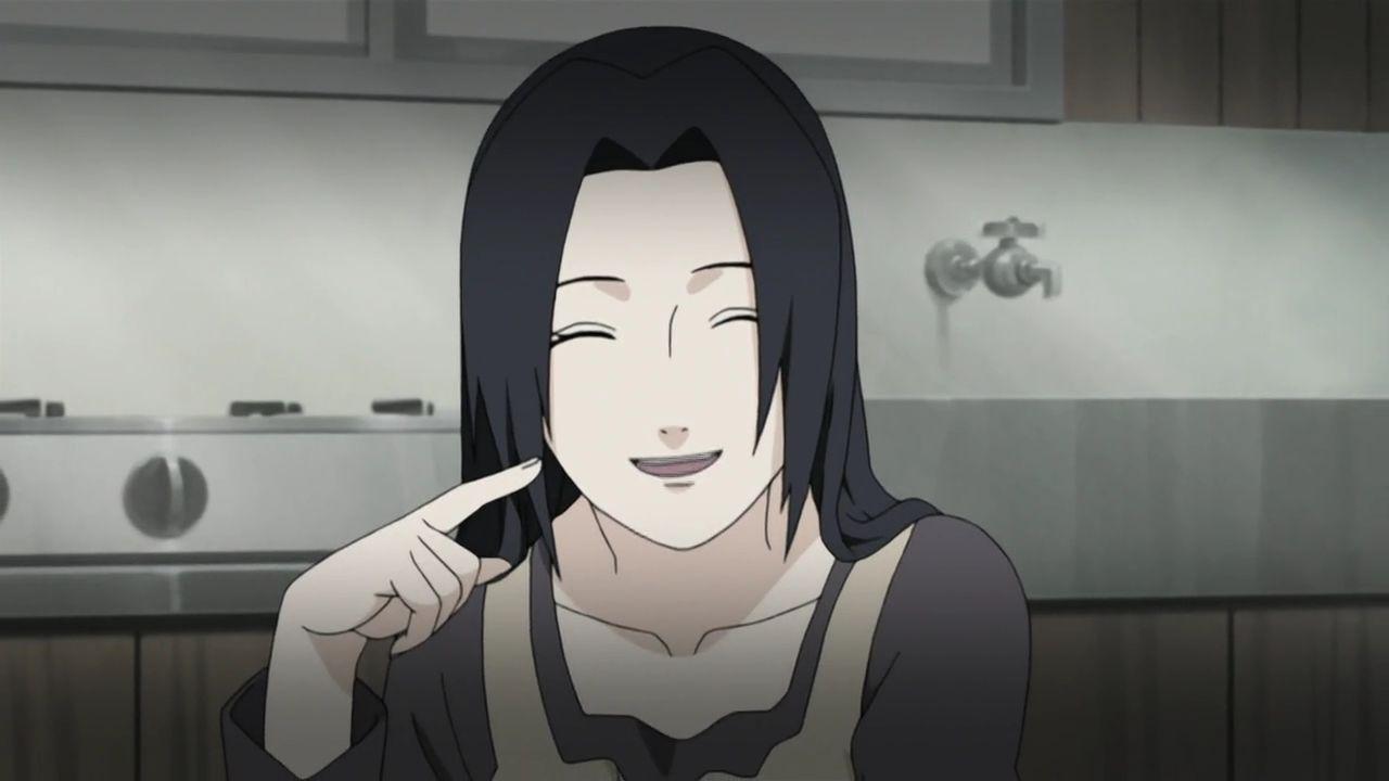 Mikoto uchiha