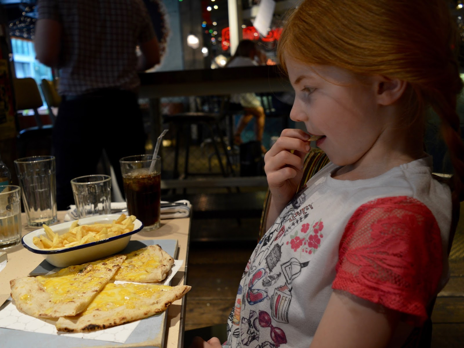 Top 10 Child Friendly Restaurants in Newcastle City Centre - Turtle Bay Newcastle Kids Meal