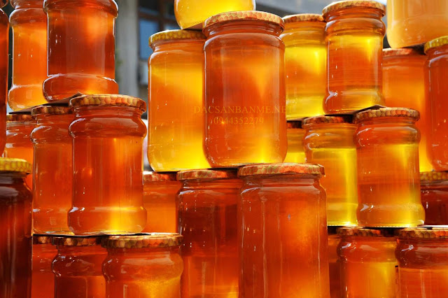 tác dụng của mật ong hoa cà phê