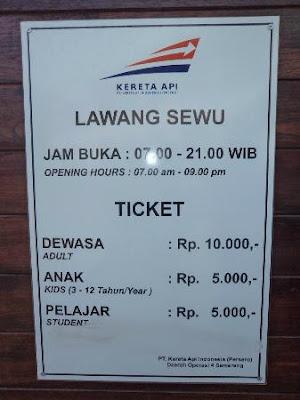 akcayatour, Lawang Sewu, Travel Malang Semarang, Travel Semarang Malang