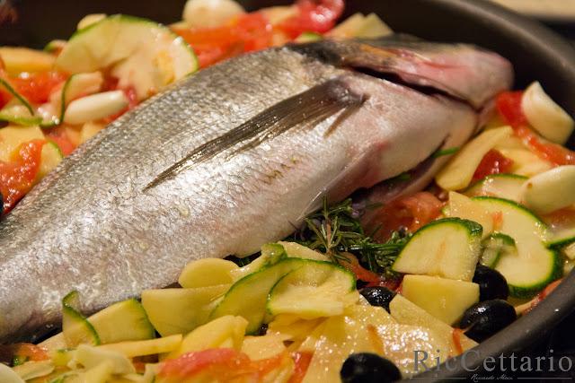 orata pescata al forno