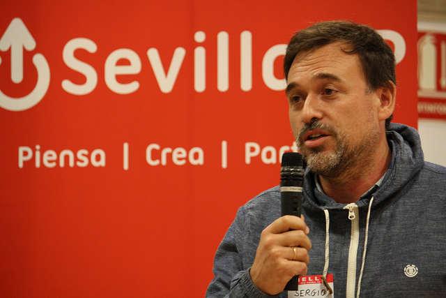 Sergio Díez, Inversor y Socio de SevillaUP