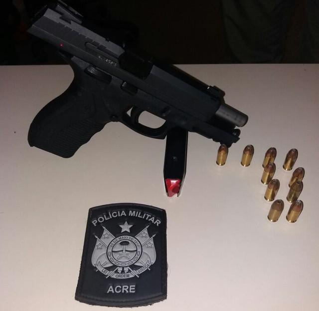 Agente socioeducativo é preso por porte ilegal de arma, apos toma posse há 30 dias por meio de Processo Seletivo
