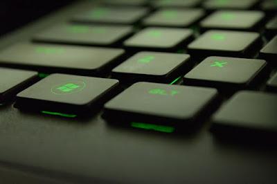 wireless keyboard hacked