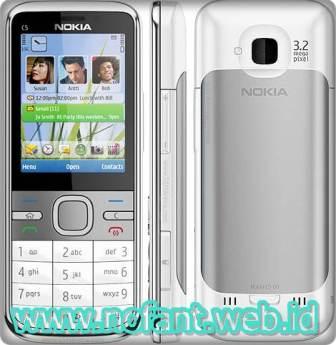 Firmware Nokia C5 00 RM 645 Versi 071005 Bi Only