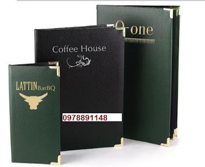www.123nhanh.com: Địa chỉ cung ứng tất cả các yêu cầu về bìa menu da, bìa