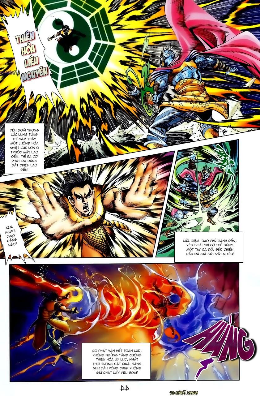 Cơ Phát Khai Chu Bản chapter 111 trang 6