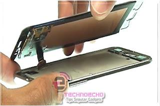 cara memperbaiki layar sentuh tidak merespon