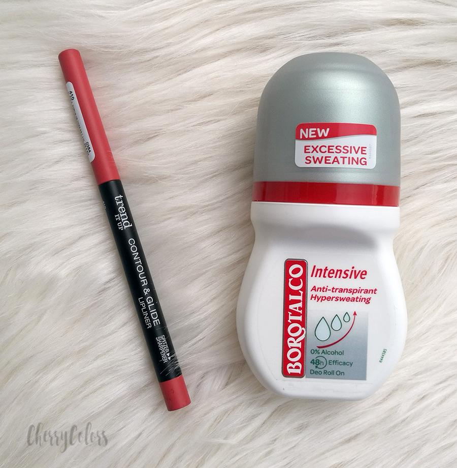 Borotalco deodorant