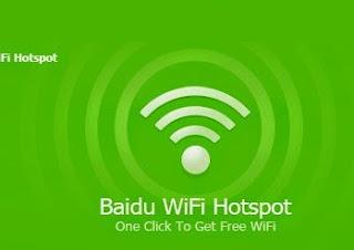 Free Download Baidu WiFi Hotspot 5.1.4.124910