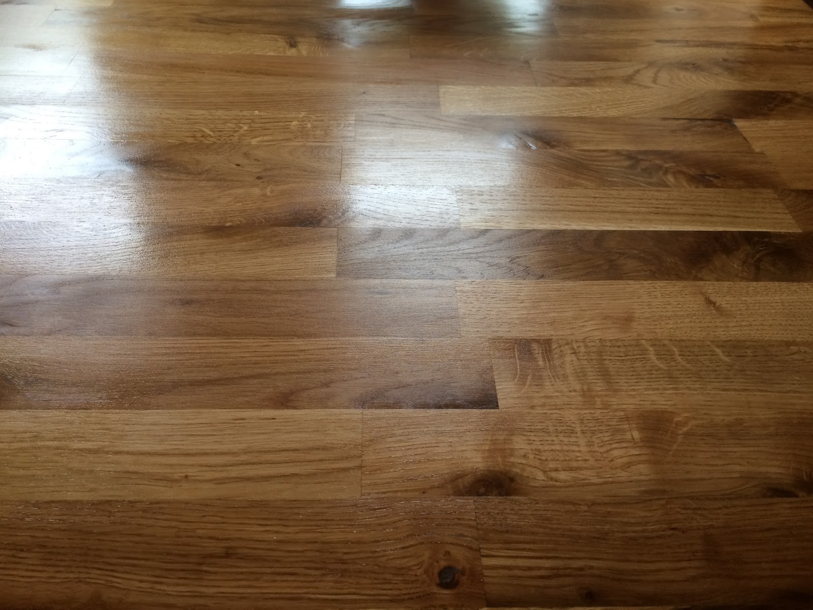 Danish Oil And Worktops Life On Pig Row