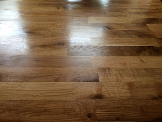 Danish Oil and Worktops