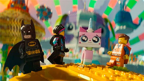 Lego Movie Everything is Awesome