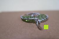 unten: JOVIVI Edelstein Chakra-Anhänger Baum des Lebens Anhänger Pandent mit 56cm Kette,Lebensbaum Halskette für Damen Herren