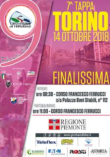 Giro d'Italia di Hand Bike - 7a Tappa Finalissima