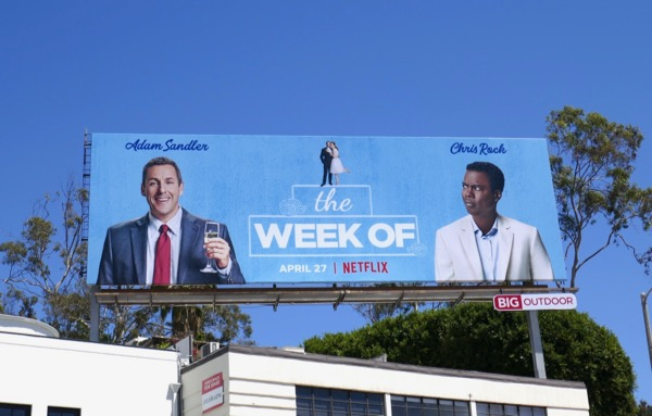 The Week Of Netflix billboard