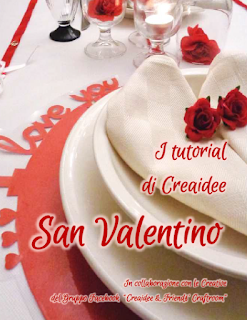 Richiedi l'ebook Tutorial San Valentino di Creaidee