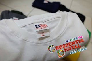 Baju Polos NEW STATES APPAPREL ORIGINAL Warna Putih