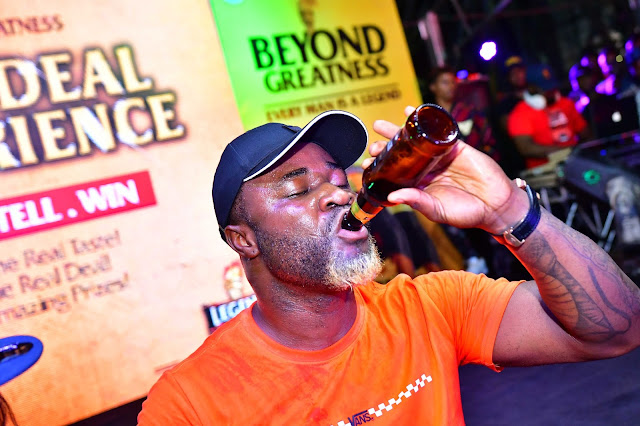 DSC 1922 - Harrysong thrills fans at Legend's Real Deal Experience Concert in Enugu