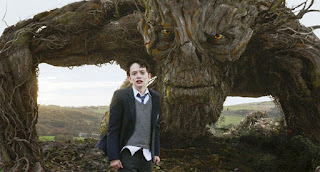 a monster calls-canavarin cagrisi