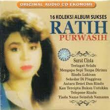 Download Kumpulan Lagu Lawas Ratih Purwasih Geratis Mp3