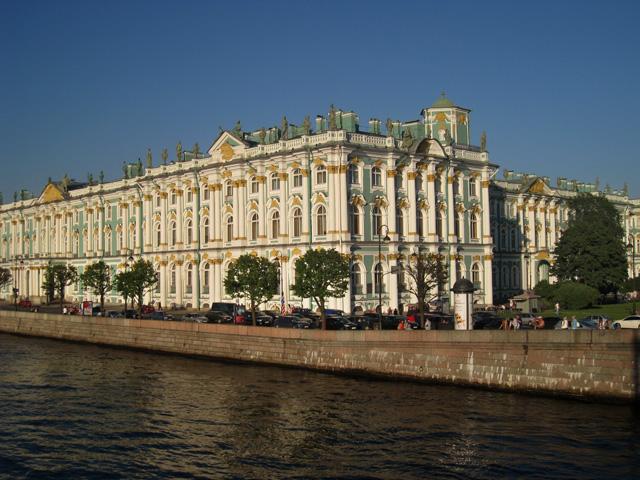 El Ermitage, icono de San Petersburgo