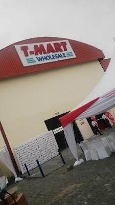 Why T-Mart Membership Based Shopping Mall Tick - Ugeh